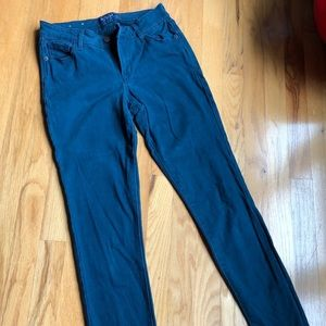 Old Navy Turquoise Rockstar Pants